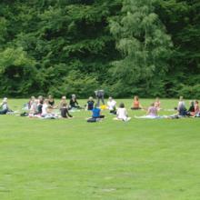 Buiten yoga Arnhem