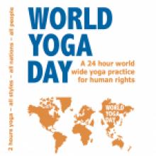 Wereld Yoga Dag 2015