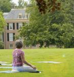 Yoga buitenles Arnhem 20 juni 2019