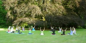 Yoga-buitenles-arnhem